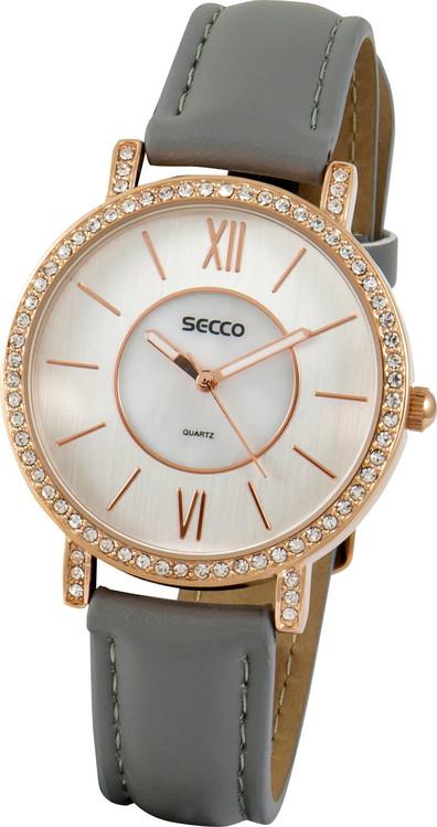 30f5cb44401d SECCO Kožený remienok -Dámske hodinky. Dámske hodinky SECCO S A5022