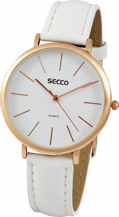185e6ac63c20 SECCO Kožený remienok -Dámske hodinky. Dámske hodinky SECCO S A5030