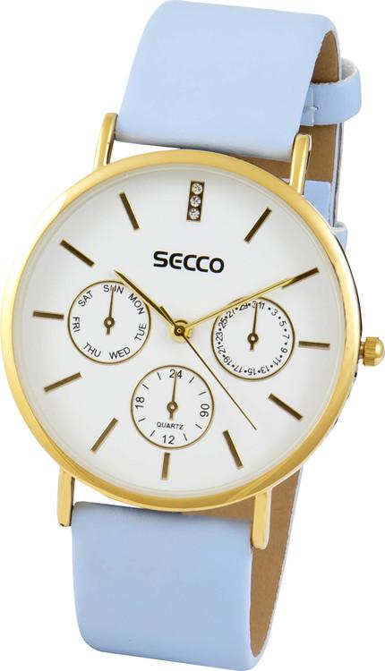 f4fe73163 Dámske hodinky SECCO S A5041,2-131 Fashion zväčšiť obrázok