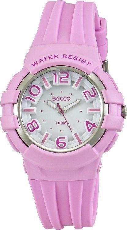 Dámske hodinky SECCO S DOG-A02 + darček 795fe3d14c3