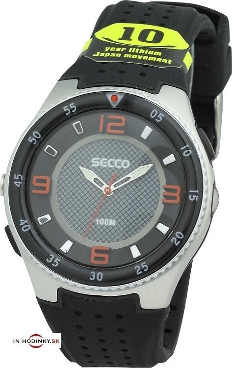 Dámske hodinky SECCO S DQK-007 zväčšiť obrázok 297e2146aaa