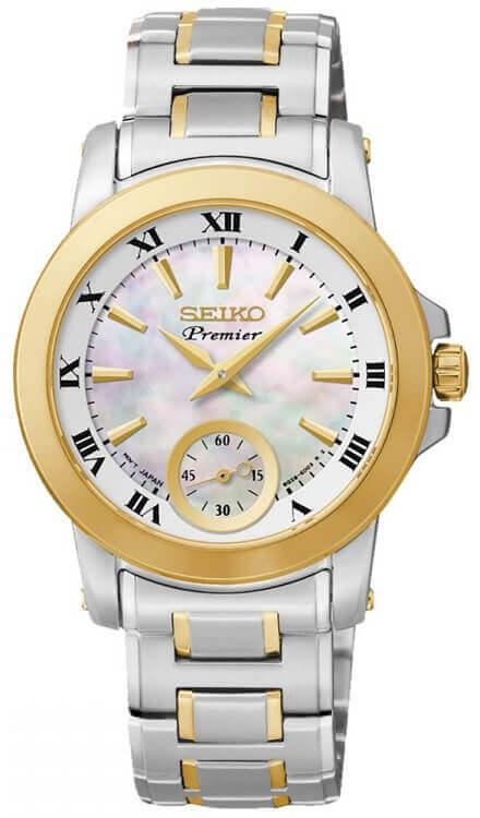 Dámske hodinky SEIKO SRKZ66P1 Premier + darček na výber zväčšiť obrázok 4471d961e02