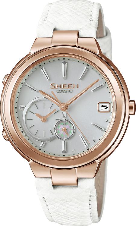 c2c5d51d02 Dámske hodinky CASIO SHB 200CGL-7A SHEEN Solar