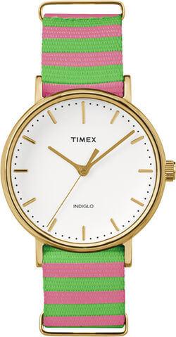 Dámske hodinky TIMEX TW2P91800 Weekender zväčšiť obrázok 57b72cf131a