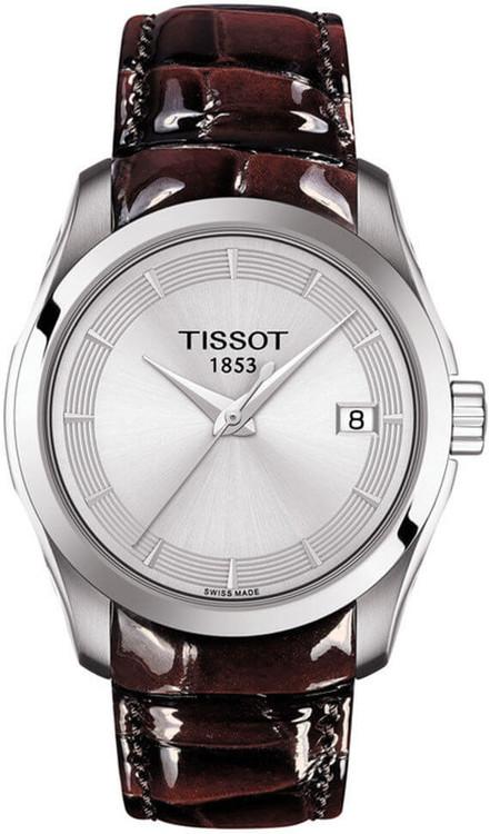 Dámske hodinky TISSOT T035.210.16.031.03 COUTURIER QUARTZ LADY zväčšiť  obrázok 3537b73e109