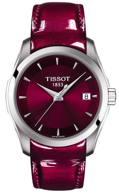 Dámske hodinky TISSOT T035.210.16.371.01 COUTURIER QUARTZ LADY zväčšiť  obrázok 563f1ce003