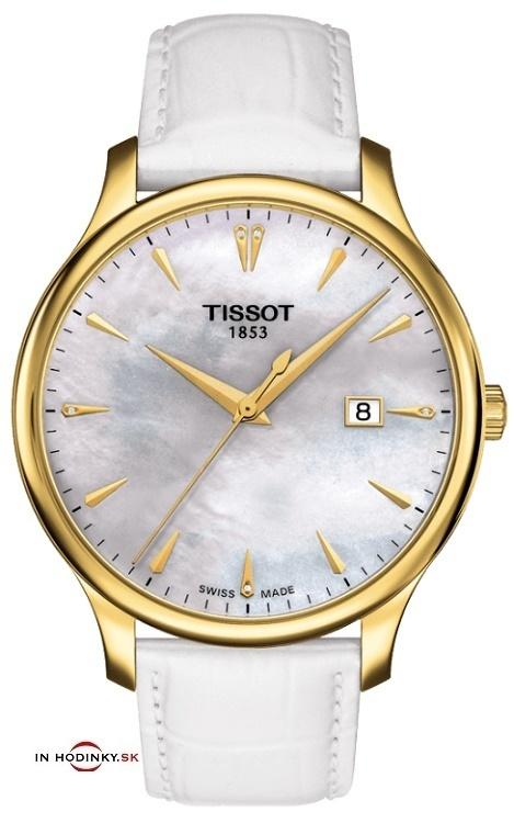 Dámske hodinky TISSOT T063.610.36.116.00 TRADITION + darček na výber  zväčšiť obrázok 9aa5839589c