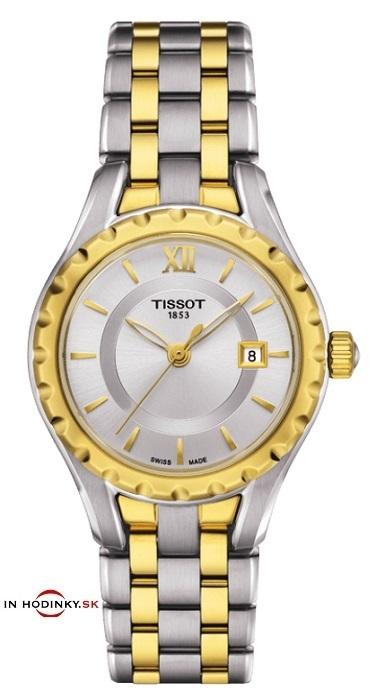f8c1ed799 Dámske hodinky TISSOT T072.010.22.038.00 Lady Small Quartz + darček na výber  zväčšiť obrázok