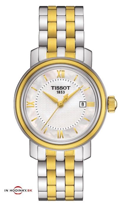 fc2365cf1 Dámske hodinky TISSOT T097.010.22.118.00 Bridgeport Quartz Lady + Darček na výber  zväčšiť obrázok