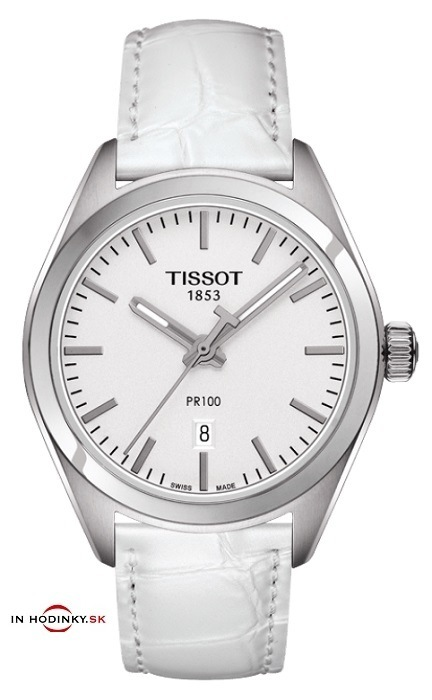 90b6b85b2 Dámske hodinky TISSOT T101.210.16.031.00 PR 100 Quartz Lady + darček na výber  zväčšiť obrázok