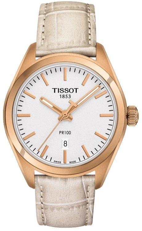 2731414b7 Dámske hodinky TISSOT T101.210.36.031.00 PR 100 Lady + Darček na výber  zväčšiť obrázok
