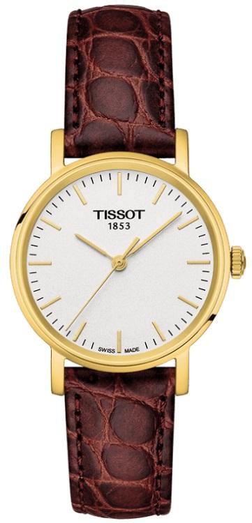 Dámske hodinky TISSOT T109.210.36.031.00 Everytime Lady + darček na výber zväčšiť  obrázok a49e85750d7