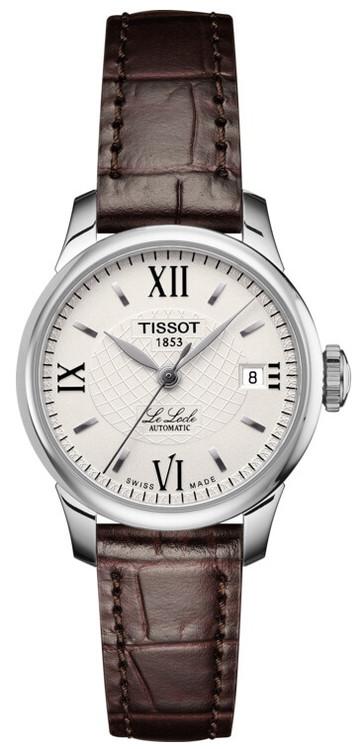 Dámske hodinky TISSOT T41.1.113.77 LE LOCLE AUTOMATIC LADY zväčšiť obrázok 521be81646e