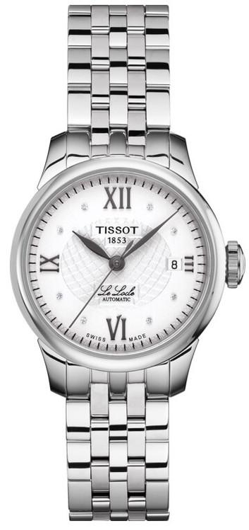 Dámske hodinky TISSOT T41.1.183.16 LE LOCLE AUTOMATIC LADY zväčšiť obrázok b7a9e6986b7
