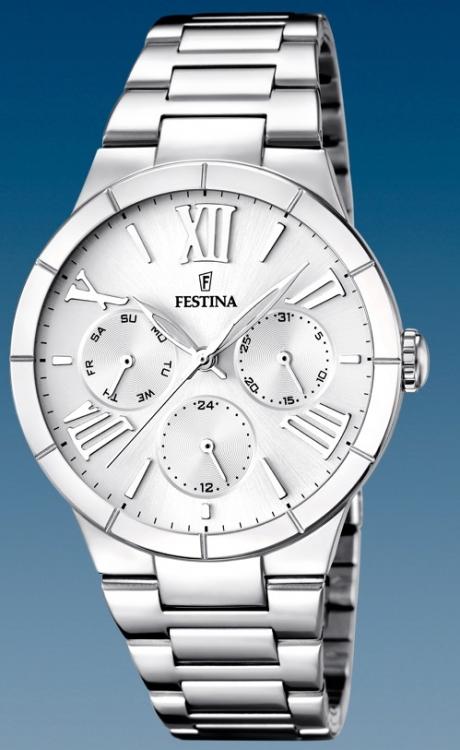 Dámske módne hodinky Festina 16716 1 s multifunkčným dátumom + darček  zväčšiť obrázok d997e0dbad3