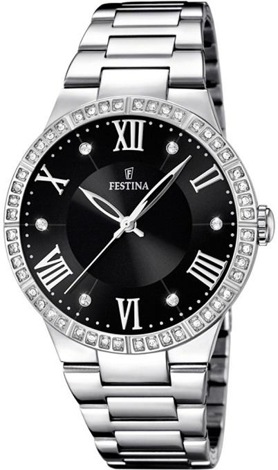 Dámske módne hodinky Festina 16719 2 Mademoiselle + darček zväčšiť obrázok 15c6516f55f