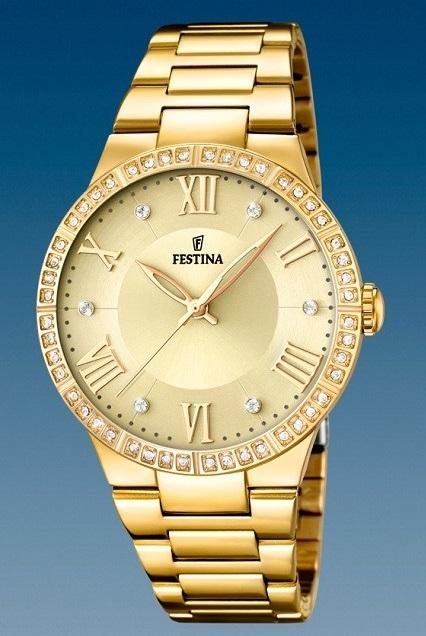 Dámske módne hodinky Festina 16720/2 Mademoiselle + darček na výber