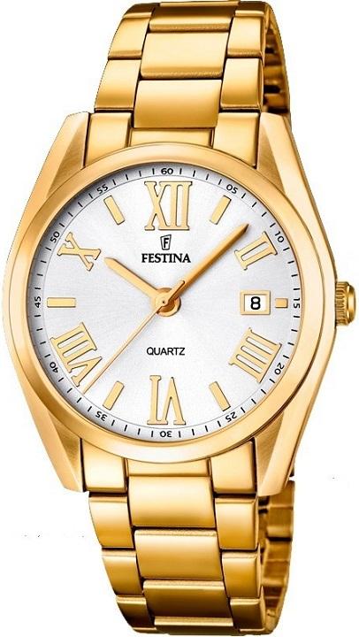 Dámske módne hodinky Festina 16792/1 Trend + darček