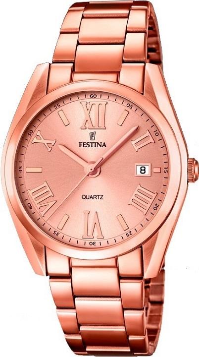 Dámske módne hodinky Festina 16793 2 Trend + darček na výber zväčšiť  obrázok. Doprava zdarmaNovinkySkladom fdd37d03a84