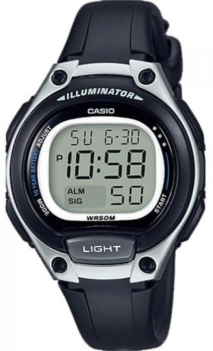 307b6cc671 Dámske športové hodinky CASIO LW 203-1A + Darček
