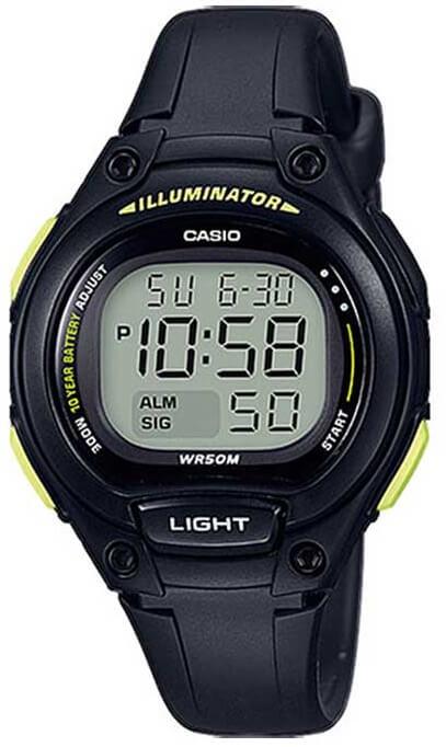 Dámske športové hodinky CASIO LW 203-1B + Darček zväčšiť obrázok d3240a8bf35