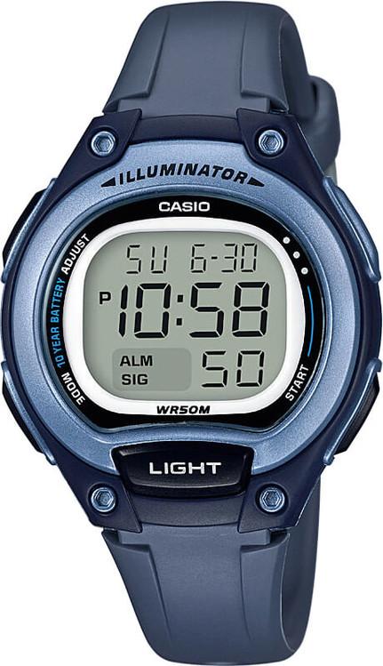 Dámske športové hodinky CASIO LW 203-2A + Darček dcf0b243c99