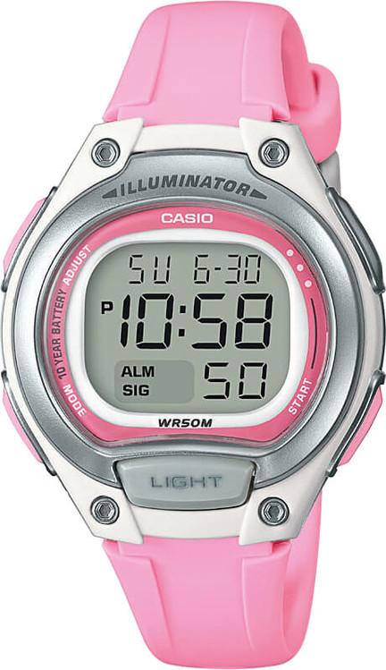 Dámske športové hodinky CASIO LW 203-4A + Darček zväčšiť obrázok d559401e9b3