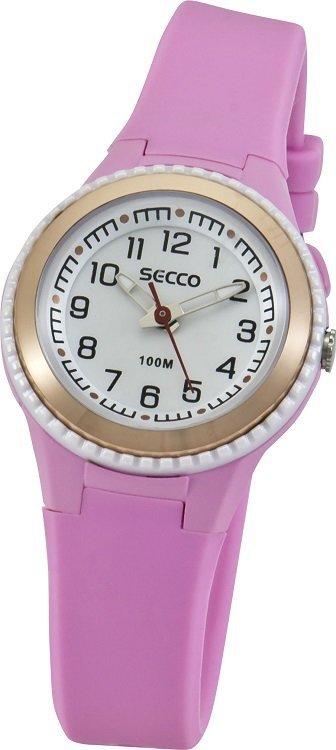 Dámske   Teenage hodinky SECCO S DOK-001 zväčšiť obrázok 6a92592a89f