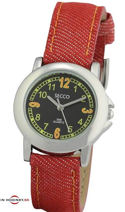 SECCO S K129-6. Akcia. Detské hodinky ... f1869b59644