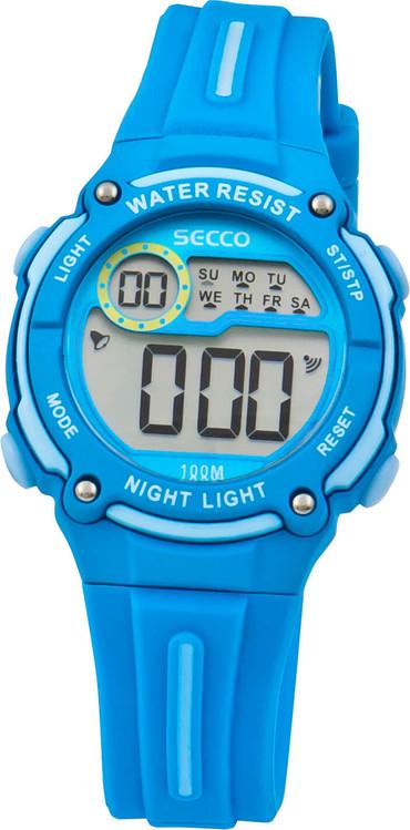 7c7f23c7998 Detské   Teenage športové hodinky SECCO S DIP-001 zväčšiť obrázok
