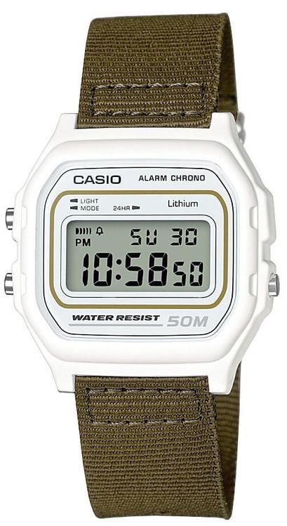 Digitálne hodinky CASIO W 59B-3A.   b76a5427489