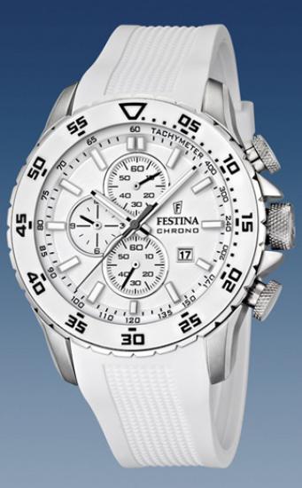 Pánske hodinky Festina 16642/1 Chronograf + darček v hodnote 30 EUR