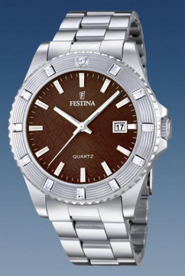 Dámske / Unisex hodinky Festina 16689/4 Vendome + darček