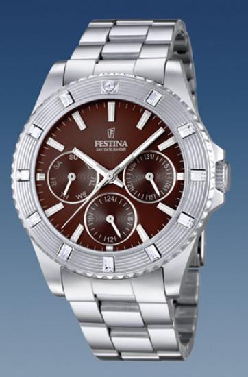 Dámske / Unisex hodinky Festina 16697/4 Vendome + darček na výber