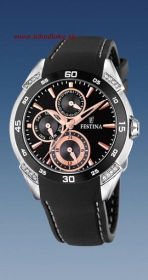 e5f610a51 Dámske hodinky Festina 16394/4 Ceramic + darček na výber
