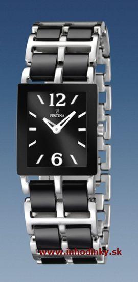 a6f8a1c16 Dámske hodinky Festina 16625/3 Ceramic + darček na výber