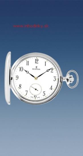 Festina mechanické kapesné hodinky 4075 3 + darček na výber zväčšiť obrázok 61209dad0a8