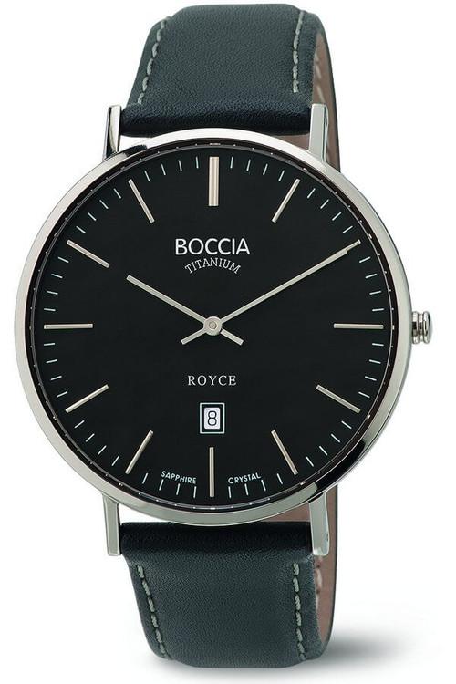 BOCCIA 3589-02 titanové hodinky.   90633fd5e6d