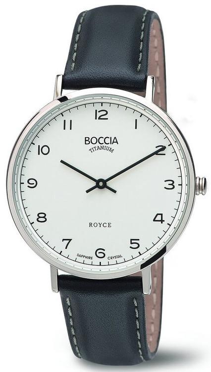 Hodinky BOCCIA 3590-04 Titanium Royce + Darček zväčšiť obrázok 53e308ced32