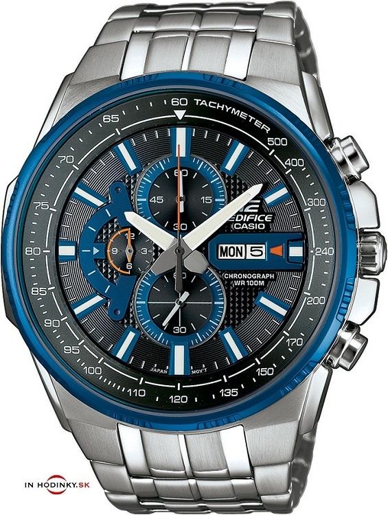 a1776531e hodinky CASIO EFR 549D-1A2 EDIFICE + Darček na výber zväčšiť obrázok