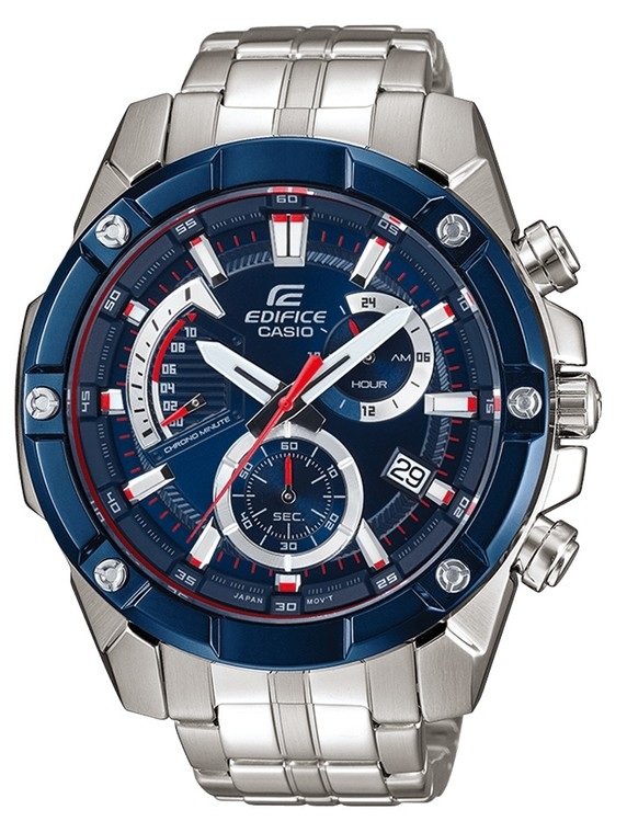 99db8cffd Pánske hodinky CASIO EDIFICE EFR 559TR-2A s chronografom