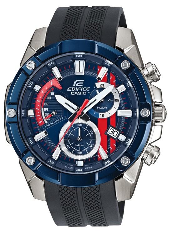 dc13e30db Pánske hodinky CASIO EDIFICE EFR 559TRP-2A s chronografom