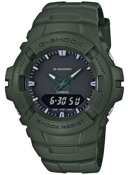 7bfaaadab Hodinky CASIO G 100CU-3A G-Shock + darček zväčšiť obrázok