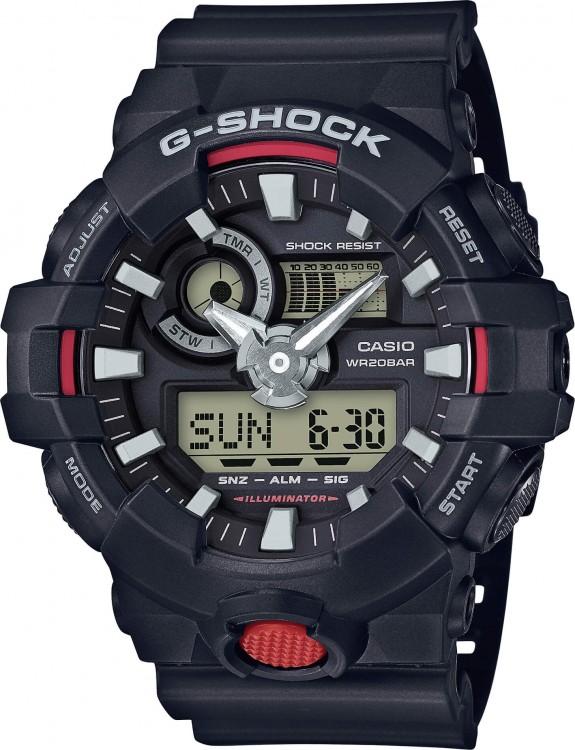 6a4b31cff Hodinky CASIO GA 700-1A G-Shock + darček na výber zväčšiť obrázok