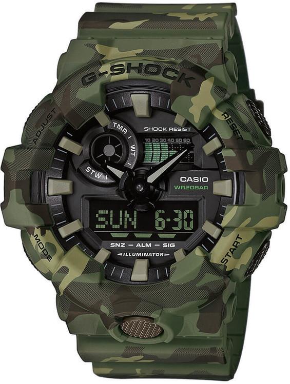 d45481d2c Hodinky CASIO GA 700CM-3A G-Shock zväčšiť obrázok