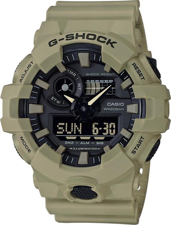 Hodinky CASIO GA 700UC-5A G-Shock + darček zväčšiť obrázok 4b0b9c5498