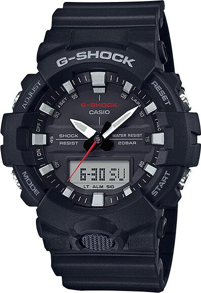 Hodinky CASIO G-Shock GA 800-1A + darček zväčšiť obrázok 86c5b4dfff