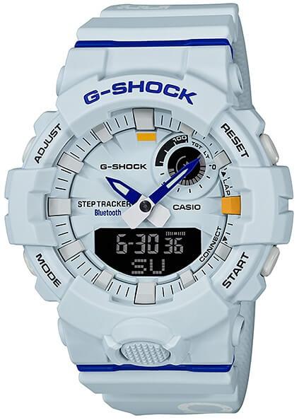 Hodinky CASIO GBA-800DG-7AER G-Shock G-SQUAD Bluetooth® SMART zväčšiť  obrázok 220adccec9a