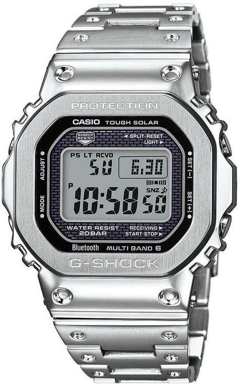 d8a64f0a2 Hodinky CASIO GMW-B5000D-1ER G-Shock Bluetooth® Multi Band 6 zväčšiť obrázok