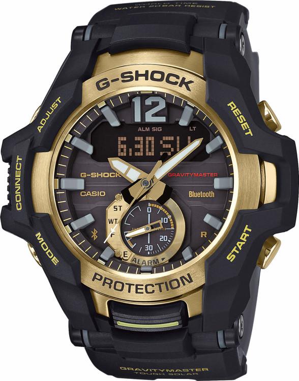 30869d4bc Hodinky CASIO GR B100GB-1A G-Shock GRAVITYMASTER Bluetooth® zväčšiť obrázok